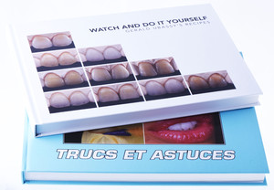 "Pack des 2 livres ""Watch and do it yourself"" + ""Trucs & Astuces"""